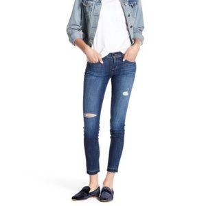Siwy Denim Raw Hem Jeans